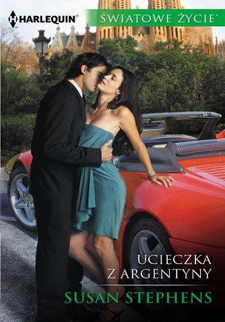Okładka książki/ebooka Ucieczka z Argentyny