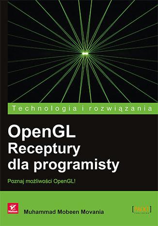 Okładka książki/ebooka OpenGL. Receptury dla programisty