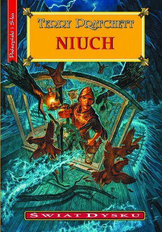 Okładka książki/ebooka Niuch