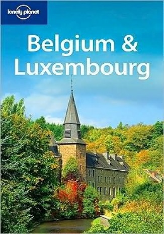 Okładka książki/ebooka Belgia i Luksemburg. Przewodnik Lonely Planet