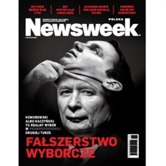 Okładka książki Newsweek do słuchania nr 20 z 11.05.2015
