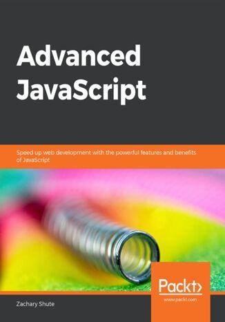 Okładka książki/ebooka Advanced JavaScript