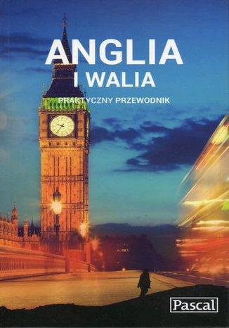 Okładka książki/ebooka Anglia i Walia
