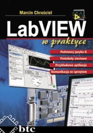 Okładka książki LabVIEW w praktyce