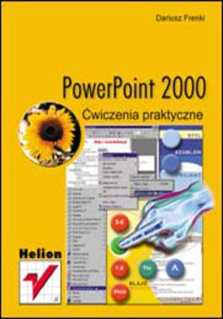 Okładka książki PowerPoint 2000. Ćwiczenia praktyczne
