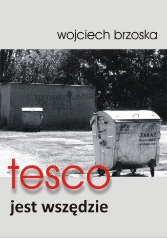 Okładka książki/ebooka tesco jest wszędzie