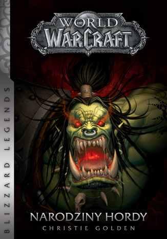Okładka książki/ebooka World of WarCraft: Narodziny hordy
