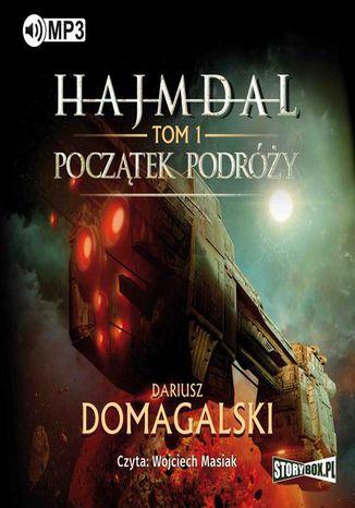 Okładka książki/ebooka Hajmdal. Tom 1. Początek podróży