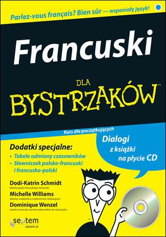 Okładka książki/ebooka Francuski dla bystrzaków