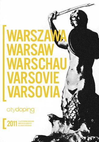 Okładka książki/ebooka Citydoping Warszawa