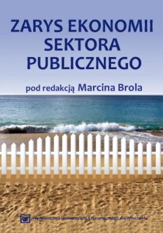 Okładka książki/ebooka Zarys ekonomii sektora publicznego