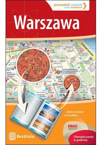 Okładka książki/ebooka Warszawa. Przewodnik-celownik. Wydanie 1