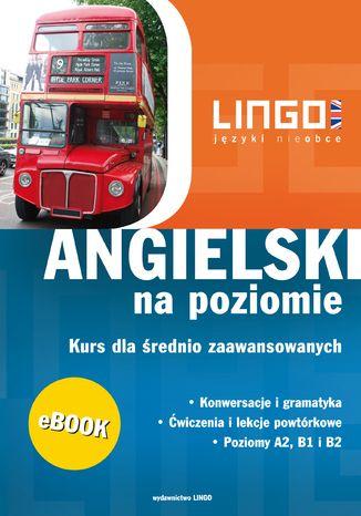 Okładka książki/ebooka Angielski na poziomie