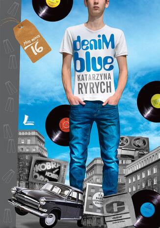 Okładka książki/ebooka Denim blue