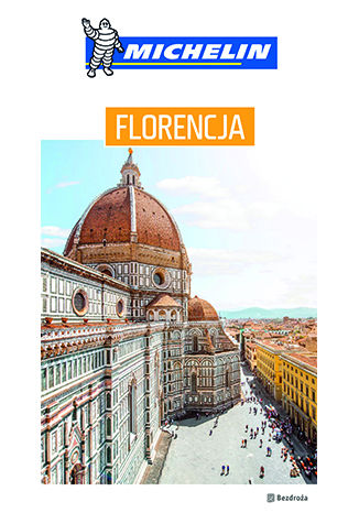 Okładka książki/ebooka Florencja. Michelin. Wydanie 1