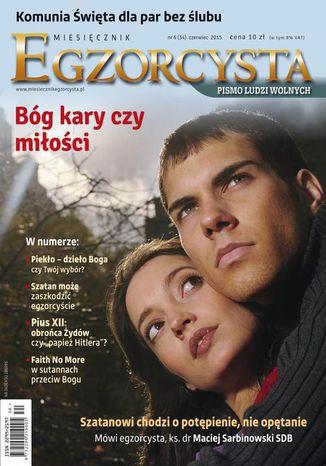 Okładka książki/ebooka Miesięcznik Egzorcysta. Czerwiec 2015