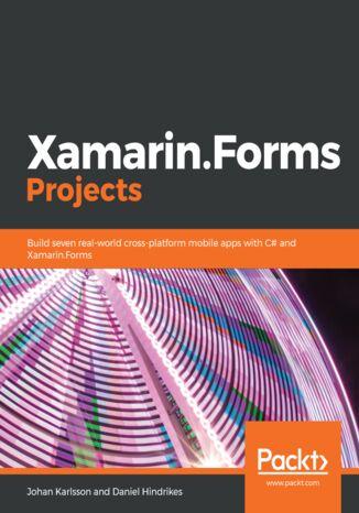 Okładka książki/ebooka Xamarin.Forms Projects