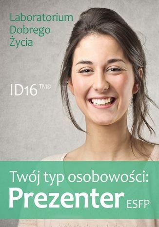 Okładka książki/ebooka Twój typ osobowości: Prezenter (ESFP)