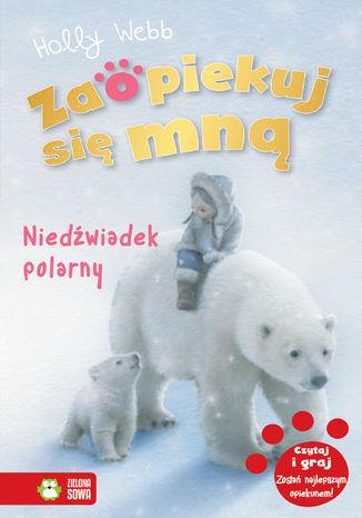 Okładka książki/ebooka Niedźwiadek polarny