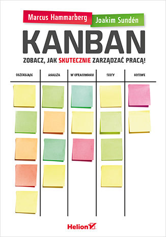 Okładka książki/ebooka Kanban