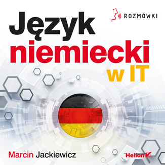 Okładka książki Język niemiecki w IT. Rozmówki