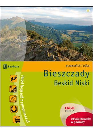 Okładka książki Bieszczady. Beskid Niski. Przewodnik z górskiej półki. Wydanie 2
