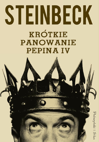 Okładka książki/ebooka Krótkie panowanie Pepina IV