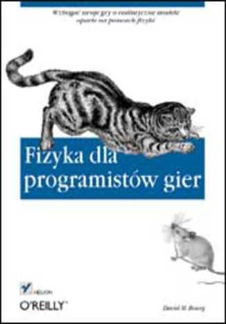 Okładka książki/ebooka Fizyka dla programistów gier