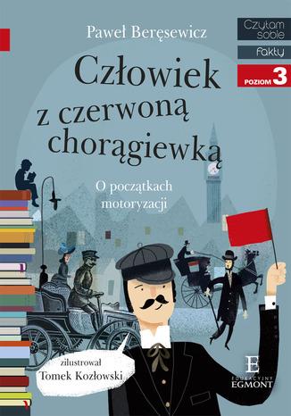 Okładka książki/ebooka Człowiek z czerwoną chorągiewką