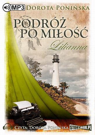 Okładka książki/ebooka Podróż po miłość Lilianna