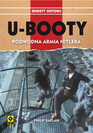 Okładka książki/ebooka U-Booty. Podwodna armia Hitlera