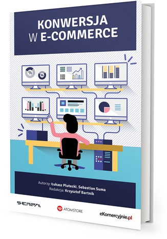 Okładka książki/ebooka Konwersja w e-commerce