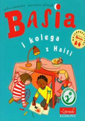 Okładka książki Basia i kolega z Haiti