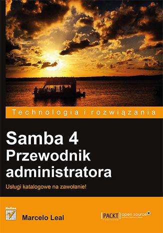 Okładka książki/ebooka Samba 4. Przewodnik administratora