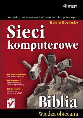 Okładka książki Sieci komputerowe. Biblia