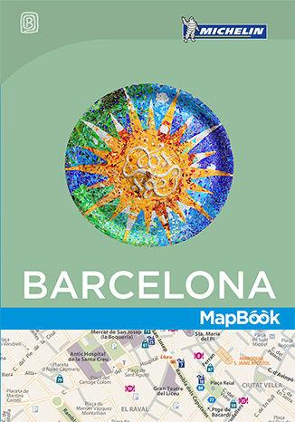 Okładka książki/ebooka Barcelona. MapBook. Wydanie 1