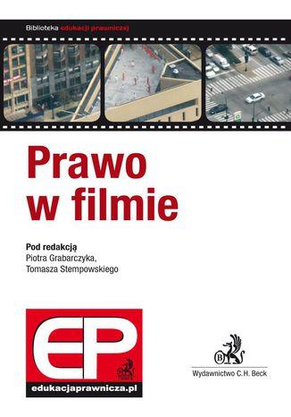Okładka książki/ebooka Prawo w filmie