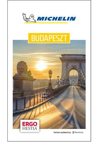 Okładka książki/ebooka Budapeszt. Michelin. Wydanie 1