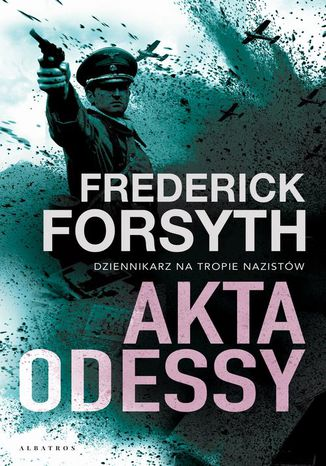Okładka książki/ebooka AKTA ODESSY