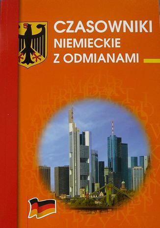 Okładka książki/ebooka Czasowniki niemieckie z odmianami