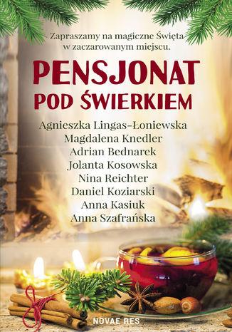 Okładka książki/ebooka Pensjonat pod świerkiem