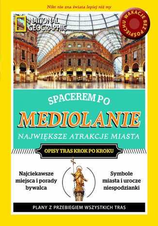 Okładka książki/ebooka Spacerem po Mediolanie