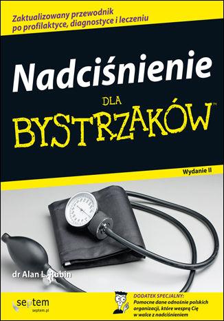 Okładka książki Nadciśnienie dla bystrzaków