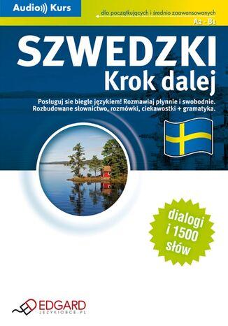 Okładka książki/ebooka Szwedzki. Krok dalej
