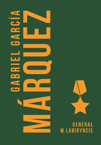 Okładka książki/ebooka Generał w labiryncie