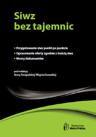 Okładka książki/ebooka Siwz bez tajemnic