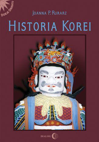 Okładka książki/ebooka Historia Korei