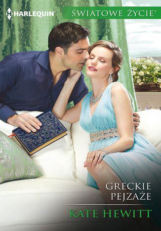 Okładka książki/ebooka Greckie pejzaże