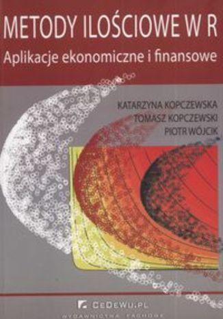 Okładka książki/ebooka Metody ilościowe W R z płytą CD