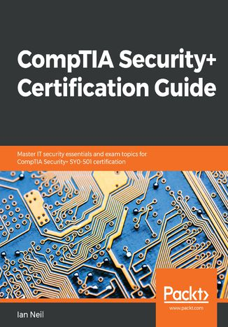 Okładka książki/ebooka CompTIA Security+ Certification Guide